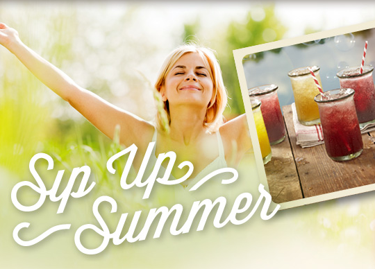 Caribou Coffee Sip Up Summer Photo Contest