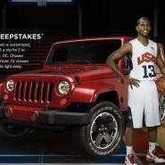 Jeep Wrangler Unlimited Sweepstakes