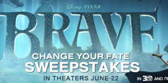 MovieTickets.com Brave Change Your Fate Sweepstakes