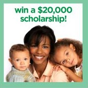 JC Penney Portraits Scholarship Instant Win and Sweepstakes