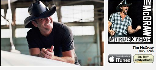 'Win a Trip to See Tim McGraw on the Brothers of the Sun Tour in Boston' Contest