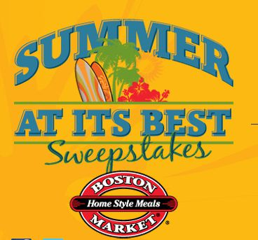 Summer at its Best Sweepstakes
