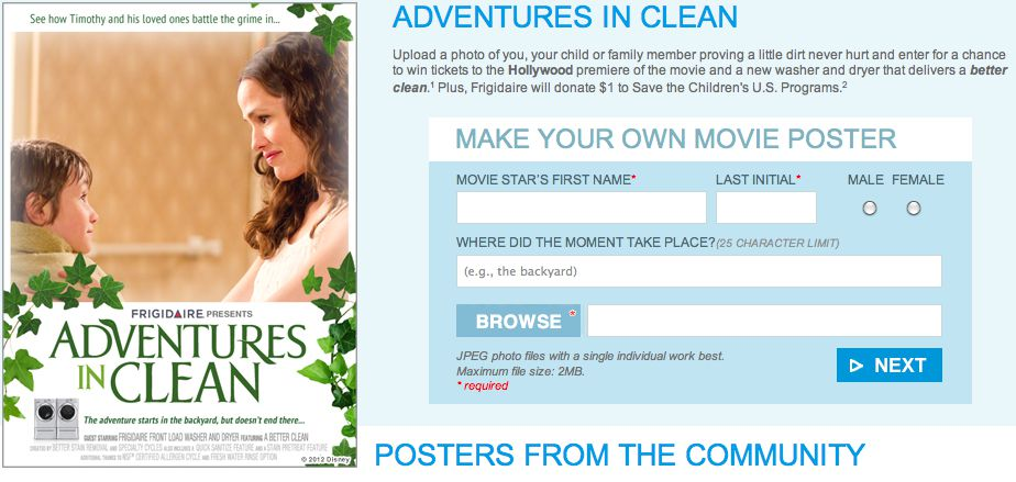 Adventures In Clean Sweepstakes