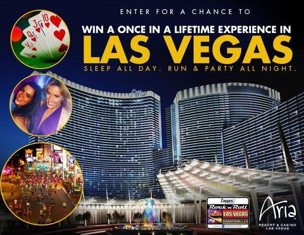 Experience Las Vegas Experience Sweepstakes