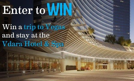 Southwest Airlines/Spirit Mag Win A Trip to Vegas Sweepstakes