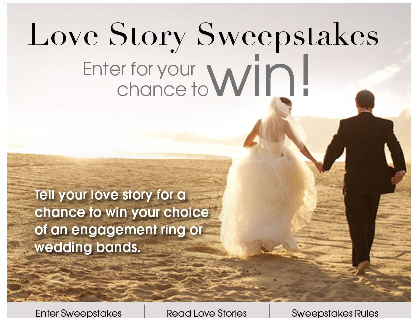 Kay Jewelers Love Story Sweepstakes