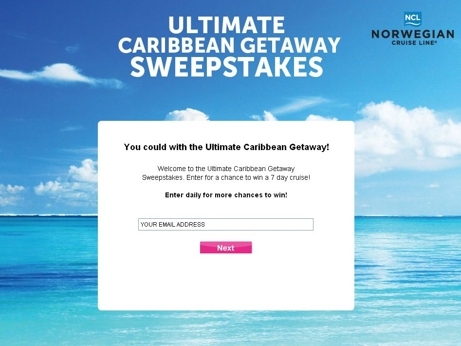iVillage The Ultimate Caribbean Getaway Sweepstakes!