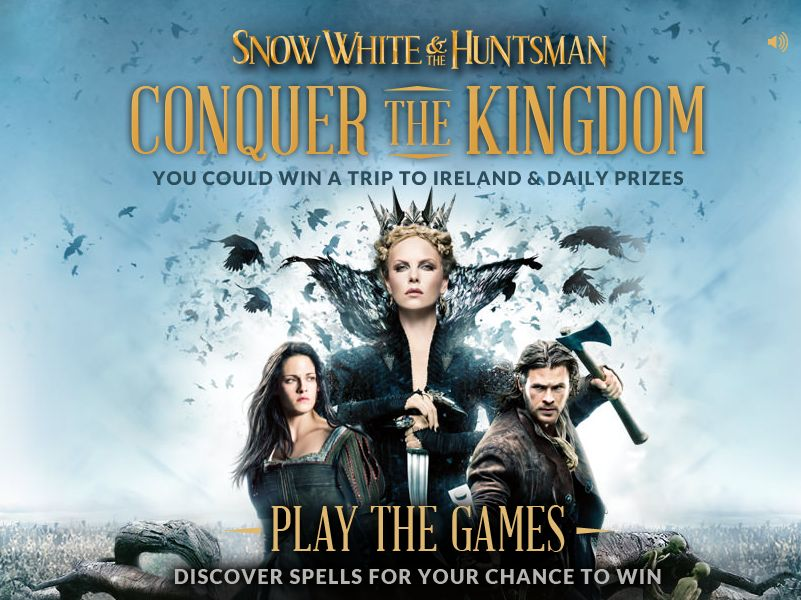The Conquer the Kingdom Instant Win Game & Sweepstakes!