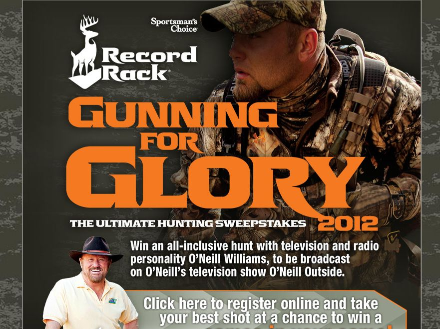 Cargill Gunning For Glory Sweepstakes!