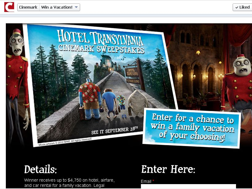 Walt Disney World Swan and Dolphin Resort Presidential Suite Election Sweepstakes!