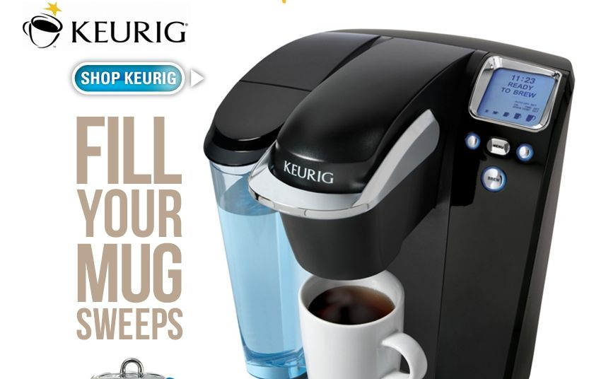 The Hh Gregg And Keurig Fill Your Mug Sweepstakes