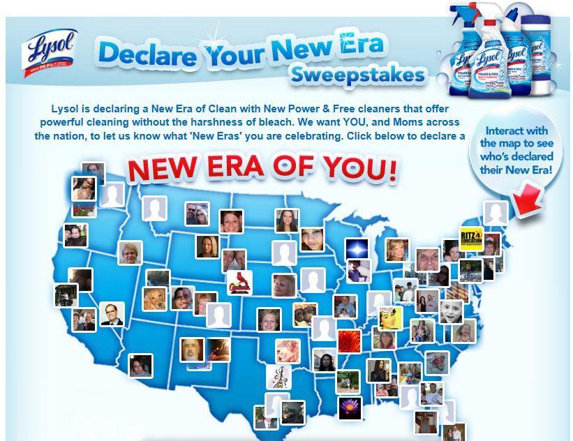 Declare Your New Era Sweepstakes