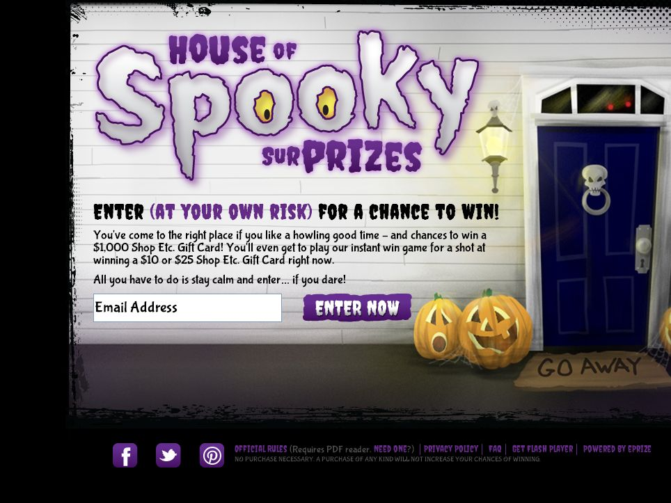 House of Spooky Surprizes