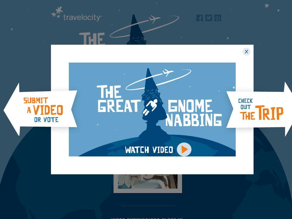 Travelocity Great Knome Nabbing Contest