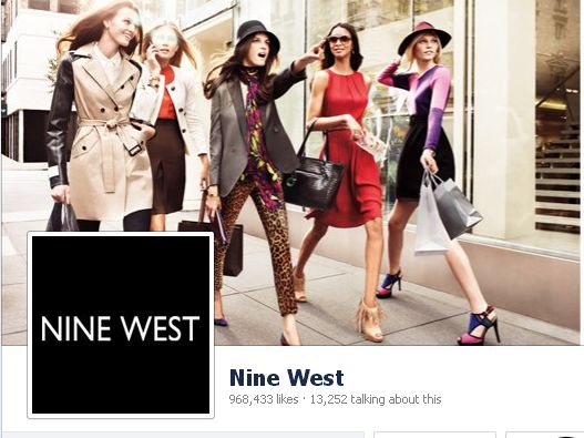 Nine West Specs in the City Twitter Sweepstakes