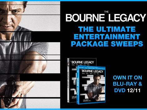 Men's Fitness Bourne Legacy Entertainment Sweeps