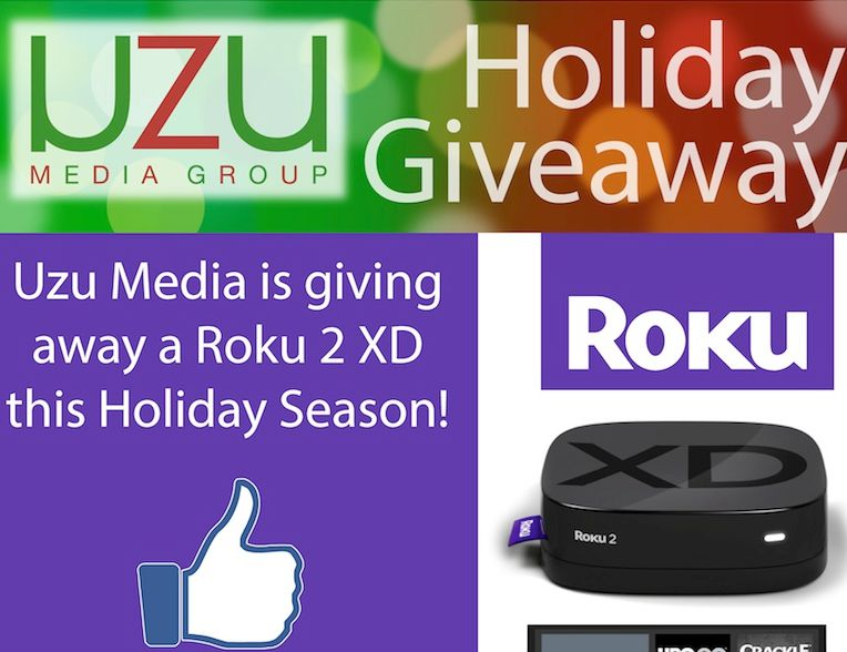 Uzu Media's Holiday Giveaway