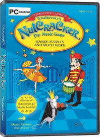 Nutcracker Music Game Giveaway for Kids