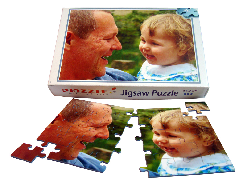 Win A Piczzle Puzzle Your Photo turned into a puzzle