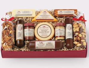 Win a Hickory Farms Party Planner Gift Box