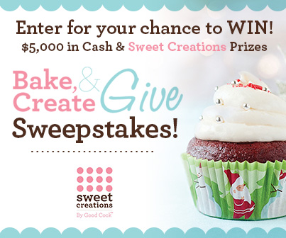 Sweet Creations by Good Cook Sweepstakes