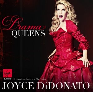 Win 1 of 5 CDs of Joyce DiDonato's new Drama Queens album