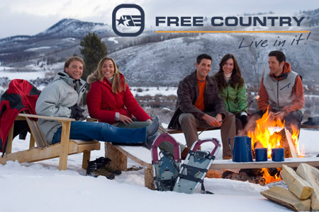 Free Country Winter Escape Sweepstakes (New York City Only)