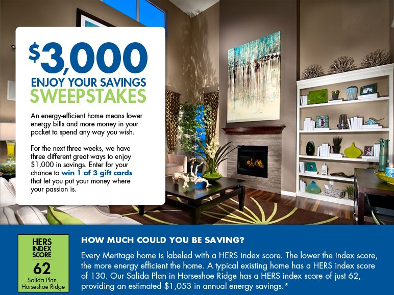 Win 1 of 3 $1,000 Gift Cards