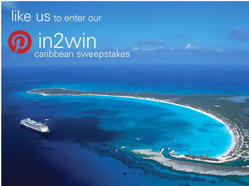Pin 2 Win Caribbean Sweepstakes