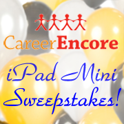 Free Apple iPad Mini Sweepstakes from CareerEncore Inc
