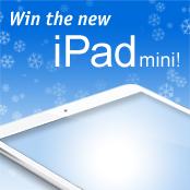 Win an Apple iPad mini!