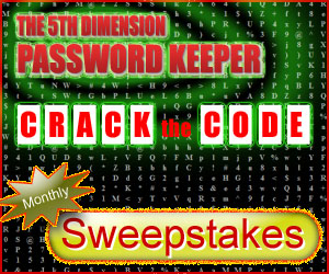Crack the Code Sweepstakes