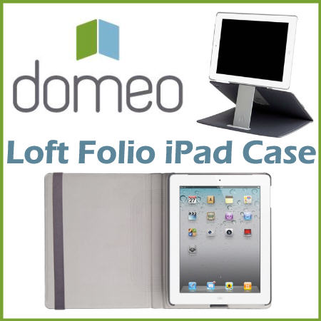 Domeo Loft Folio iPad Case