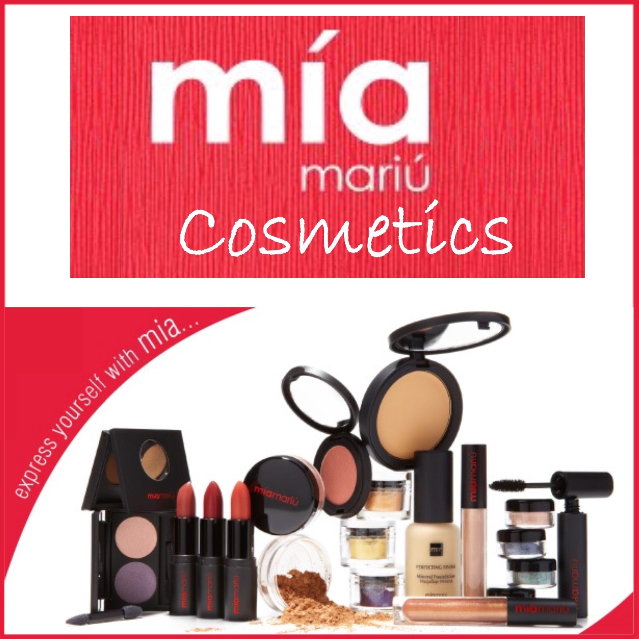 $60 Mia Mariu Mineral Cosmetics Package – 4 Products!