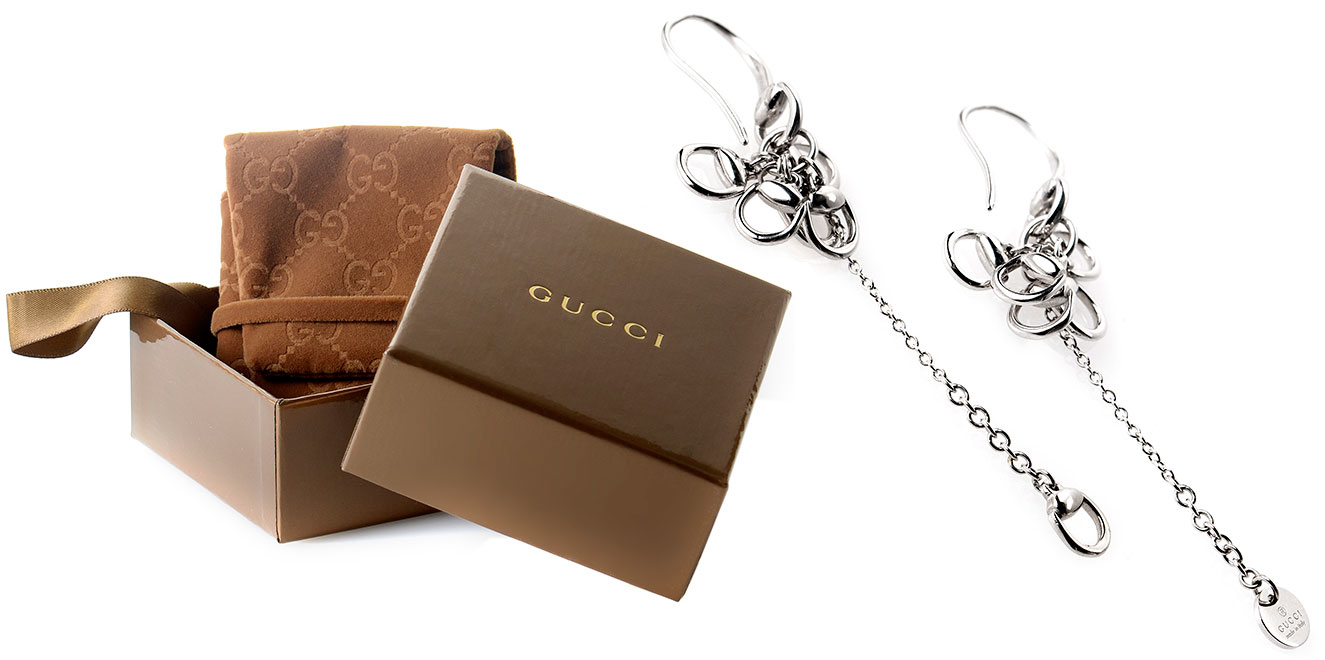 Gucci Earring Holiday Giveaway from Luxury Bazaar!