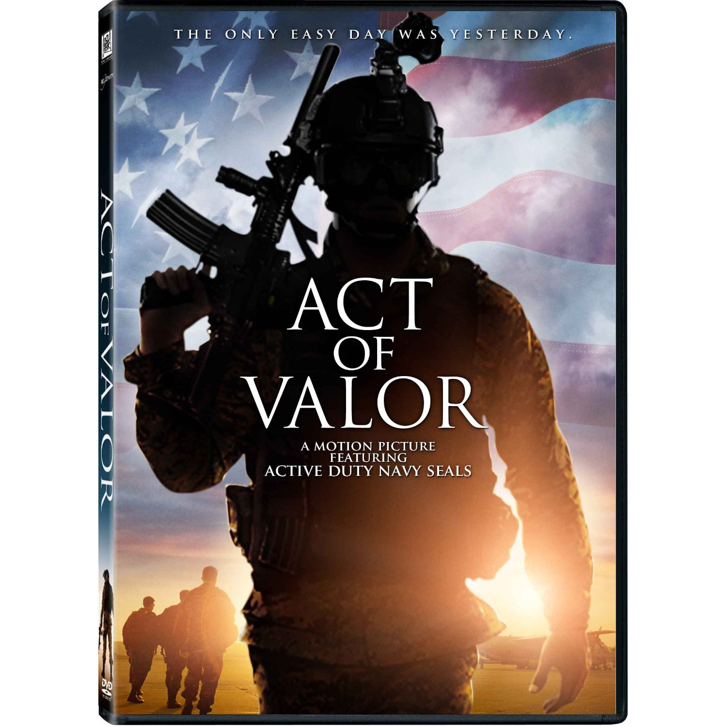 Win an Act of Valor DVD, signed by Cinematographer Shane Hurlbut