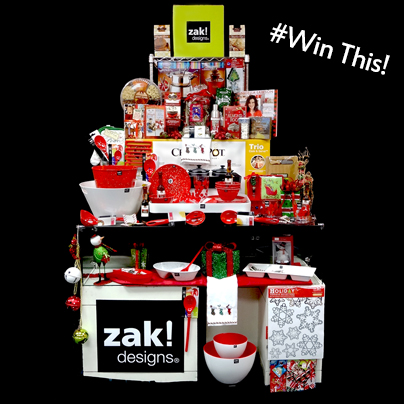 Zak Designs Ultimate Christmas Giveaway