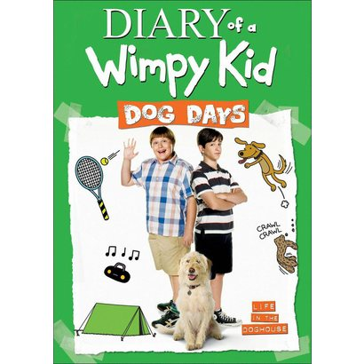 Diary of a Wimpy Kid: Dog Days Blu-ray/DVD combo Giveaway