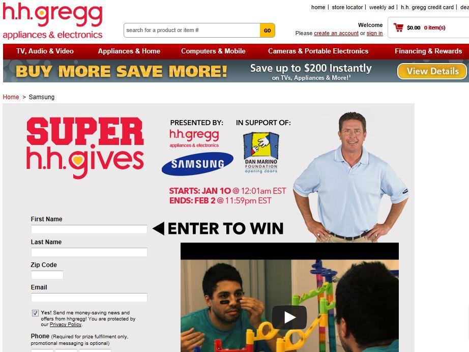 Super h.h. gives Promotion