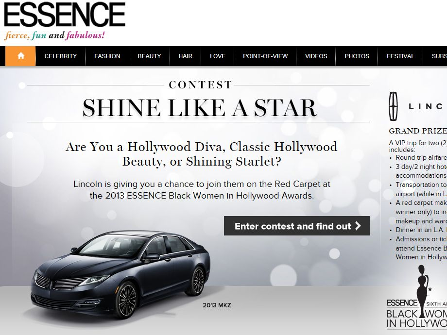 Shine Like a Star Females Only Contest