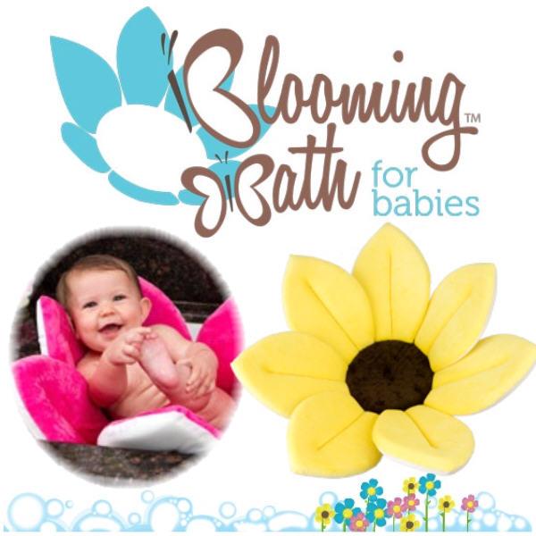 Blooming Bath Baby Bath Giveaway