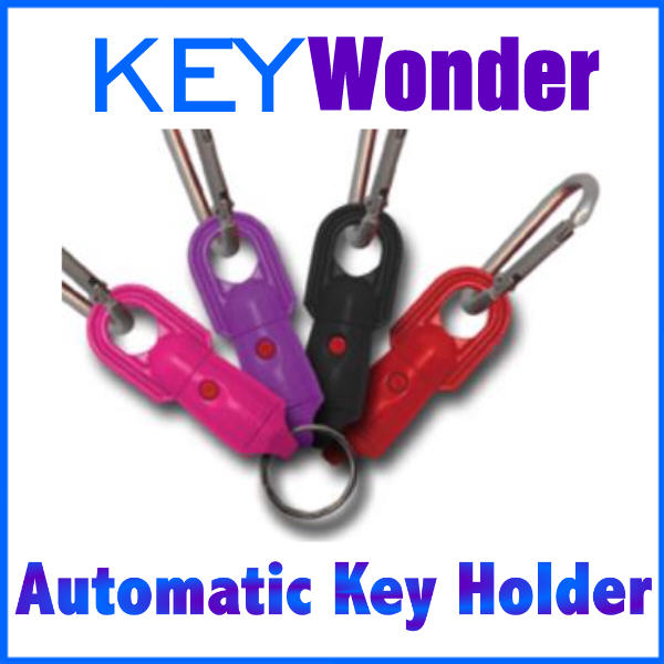 KEYWonder: The Automatic Key Holder – 4 Winner Giveaway