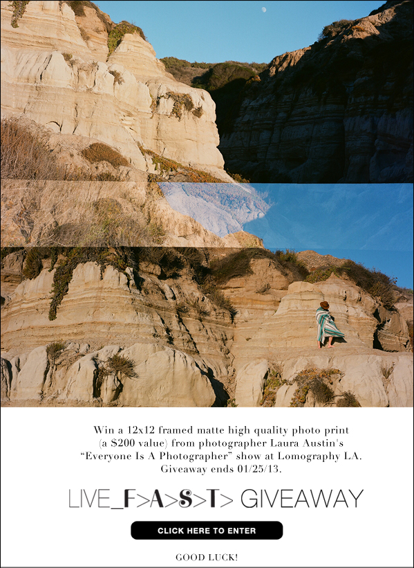 Laura Austin x Lomography Photo Print