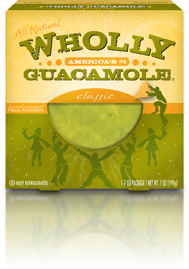 Enter to win a Super Mega Wholly Guacamole Prize Pack