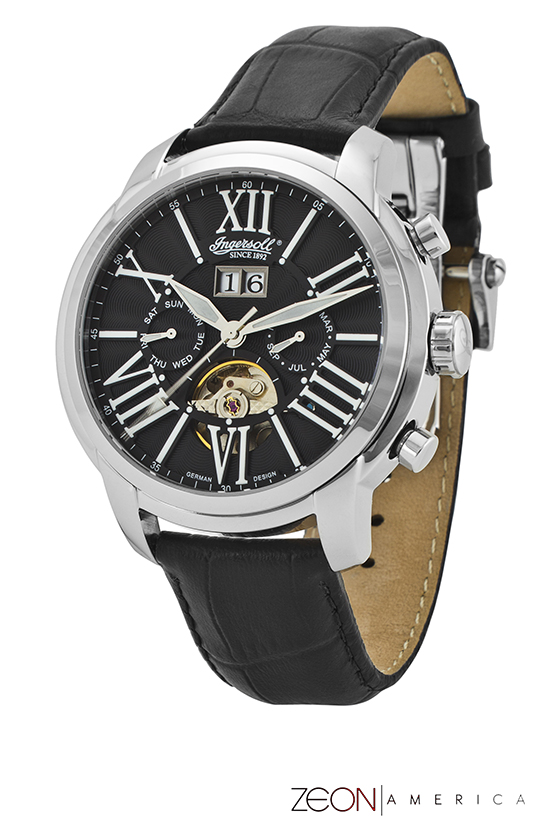 Enter to win an Ingersoll Nasville Classic Luxury Watch