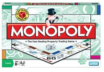 Classic Monopoly Board Game Giveaway