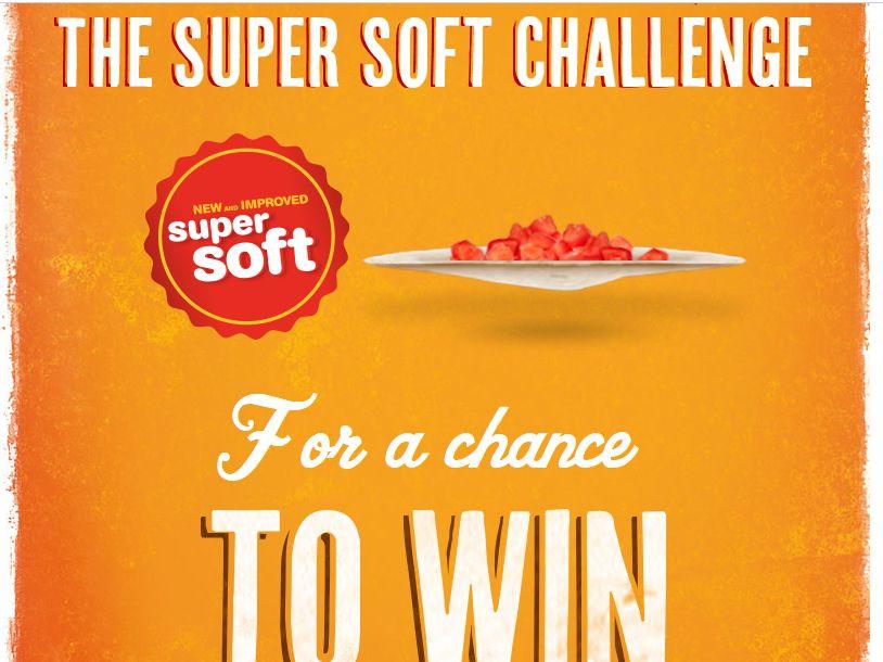 Mission Super Soft Challenge Sweeps