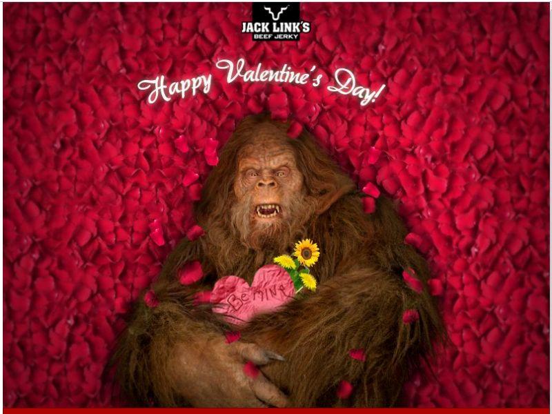 JACK LINK'S Valentine's Sweepstakes