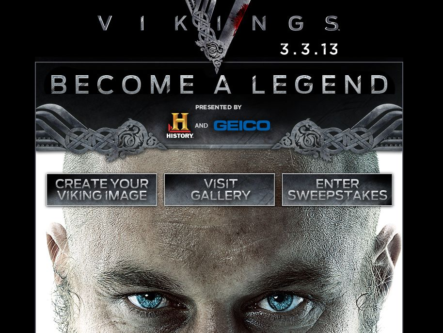 History Become a Legend Sweepstakes