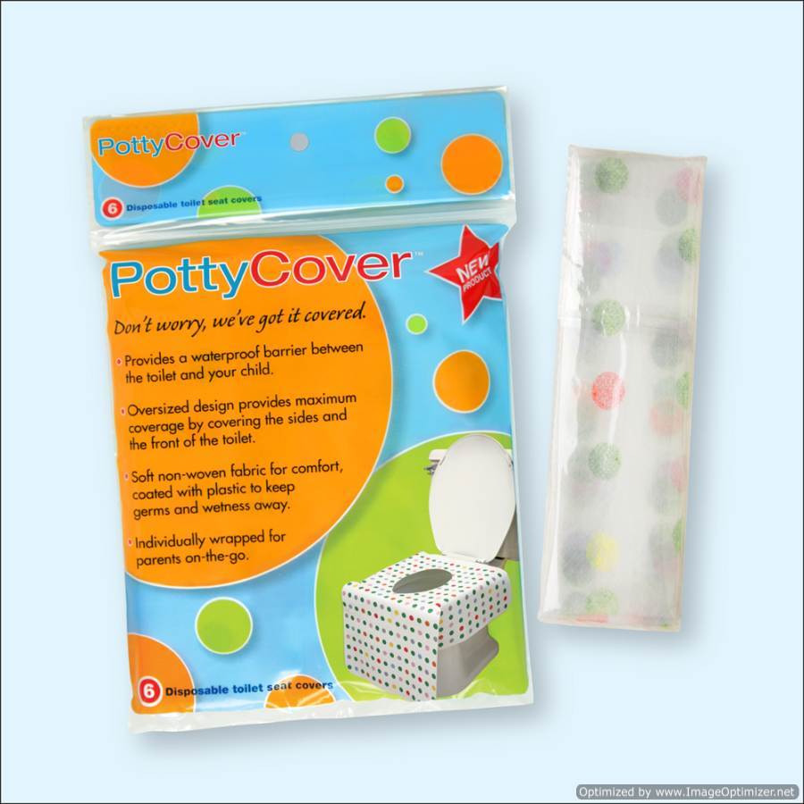 Win PottyCovers Disposable Potty Liners